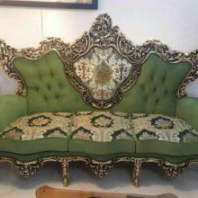 مبل طرح سلاطین ۹ نفره کد ۸ Sultans design sofa