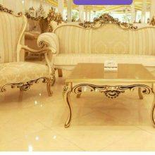 مبل طرح نیلوفر ۹ نفره کد ۶ Lotus design sofa