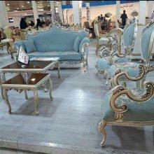 مبل طرح پرنس ۹ نفره کد ۲ Prince design sofa