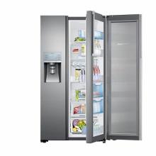 یخچال فریزر ساید بای ساید سامسونگ ✅Samsung Side by Side Freezer